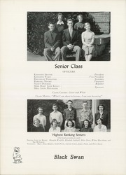 Page 24, 1952 Edition, William Byrd High School - Black Swan Yearbook (Vinton, VA) online yearbook collection