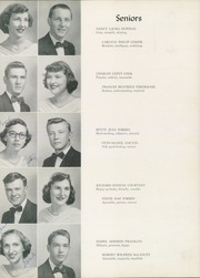 Page 27, 1952 Edition, William Byrd High School - Black Swan Yearbook (Vinton, VA) online yearbook collection