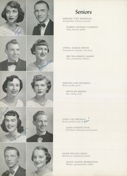Page 28, 1952 Edition, William Byrd High School - Black Swan Yearbook (Vinton, VA) online yearbook collection