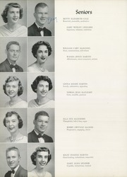 Page 30, 1952 Edition, William Byrd High School - Black Swan Yearbook (Vinton, VA) online yearbook collection