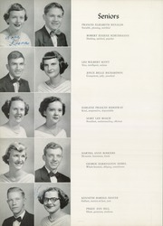 Page 32, 1952 Edition, William Byrd High School - Black Swan Yearbook (Vinton, VA) online yearbook collection