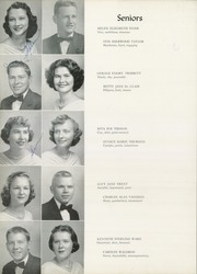 Page 34, 1952 Edition, William Byrd High School - Black Swan Yearbook (Vinton, VA) online yearbook collection