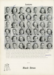 Page 40, 1952 Edition, William Byrd High School - Black Swan Yearbook (Vinton, VA) online yearbook collection