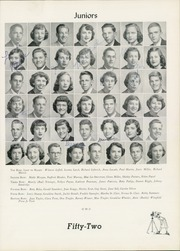 Page 41, 1952 Edition, William Byrd High School - Black Swan Yearbook (Vinton, VA) online yearbook collection