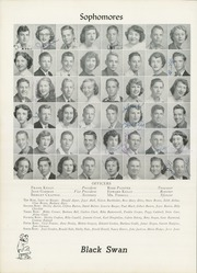 Page 42, 1952 Edition, William Byrd High School - Black Swan Yearbook (Vinton, VA) online yearbook collection