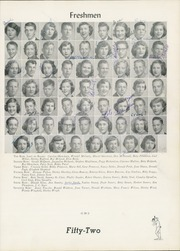 Page 45, 1952 Edition, William Byrd High School - Black Swan Yearbook (Vinton, VA) online yearbook collection