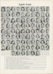 Page 47, 1952 Edition, William Byrd High School - Black Swan Yearbook (Vinton, VA) online yearbook collection