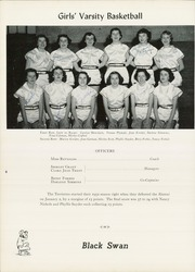 Page 72, 1952 Edition, William Byrd High School - Black Swan Yearbook (Vinton, VA) online yearbook collection