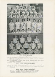 Page 75, 1952 Edition, William Byrd High School - Black Swan Yearbook (Vinton, VA) online yearbook collection