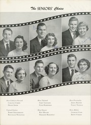 Page 78, 1952 Edition, William Byrd High School - Black Swan Yearbook (Vinton, VA) online yearbook collection