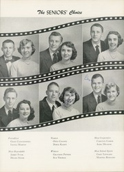 Page 79, 1952 Edition, William Byrd High School - Black Swan Yearbook (Vinton, VA) online yearbook collection