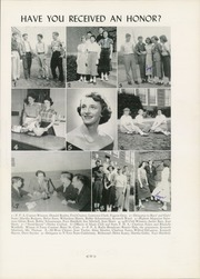 Page 83, 1952 Edition, William Byrd High School - Black Swan Yearbook (Vinton, VA) online yearbook collection