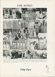 Page 85, 1952 Edition, William Byrd High School - Black Swan Yearbook (Vinton, VA) online yearbook collection