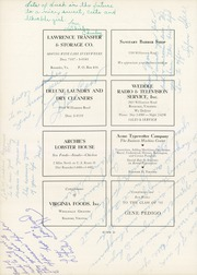 Page 110, 1953 Edition, William Byrd High School - Black Swan Yearbook (Vinton, VA) online yearbook collection