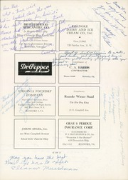 Page 111, 1953 Edition, William Byrd High School - Black Swan Yearbook (Vinton, VA) online yearbook collection