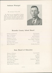 Page 15, 1954 Edition, William Byrd High School - Black Swan Yearbook (Vinton, VA) online yearbook collection