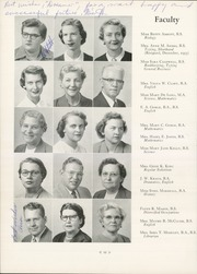 Page 16, 1954 Edition, William Byrd High School - Black Swan Yearbook (Vinton, VA) online yearbook collection