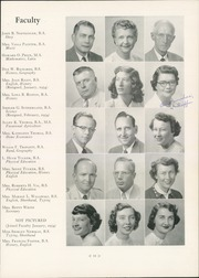 Page 17, 1954 Edition, William Byrd High School - Black Swan Yearbook (Vinton, VA) online yearbook collection