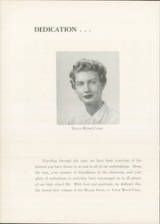 Page 8, 1954 Edition, William Byrd High School - Black Swan Yearbook (Vinton, VA) online yearbook collection