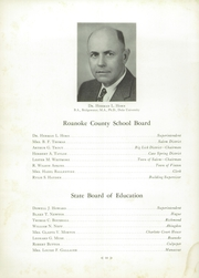 Page 16, 1956 Edition, William Byrd High School - Black Swan Yearbook (Vinton, VA) online yearbook collection