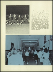 Page 16, 1958 Edition, William Byrd High School - Black Swan Yearbook (Vinton, VA) online yearbook collection