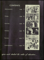 Page 9, 1958 Edition, William Byrd High School - Black Swan Yearbook (Vinton, VA) online yearbook collection