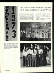 Page 16, 1974 Edition, William Byrd High School - Black Swan Yearbook (Vinton, VA) online yearbook collection