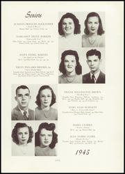 Page 13, 1945 Edition, Martinsville High School - Mavahi Yearbook (Martinsville, VA) online yearbook collection