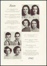 Page 17, 1945 Edition, Martinsville High School - Mavahi Yearbook (Martinsville, VA) online yearbook collection