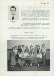 Page 12, 1950 Edition, Martinsville High School - Mavahi Yearbook (Martinsville, VA) online yearbook collection