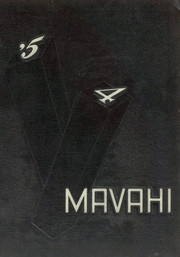 Page 1, 1954 Edition, Martinsville High School - Mavahi Yearbook (Martinsville, VA) online yearbook collection