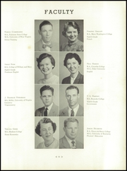 Page 15, 1954 Edition, Martinsville High School - Mavahi Yearbook (Martinsville, VA) online yearbook collection