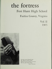Page 5, 1965 Edition, Fort Hunt High School - Fortress Yearbook (Alexandria, VA) online yearbook collection