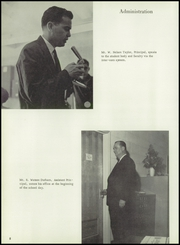 Page 12, 1960 Edition, Patrick Henry High School - Voice Yearbook (Ashland, VA) online yearbook collection