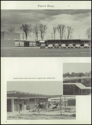 Page 8, 1960 Edition, Patrick Henry High School - Voice Yearbook (Ashland, VA) online yearbook collection