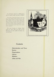Page 9, 1933 Edition, Robert E Lee High School - Record Yearbook (Staunton, VA) online yearbook collection