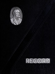 Robert E Lee High School - Record Yearbook (Staunton, VA) online yearbook collection, 1934 Edition, Page 1