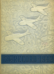 1942 Edition, Robert E Lee High School - Record Yearbook (Staunton, VA)