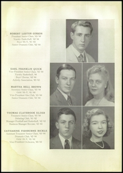 Page 11, 1944 Edition, Robert E Lee High School - Record Yearbook (Staunton, VA) online yearbook collection