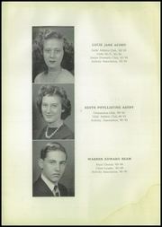 Page 12, 1944 Edition, Robert E Lee High School - Record Yearbook (Staunton, VA) online yearbook collection