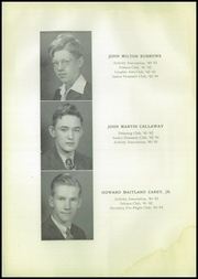 Page 14, 1944 Edition, Robert E Lee High School - Record Yearbook (Staunton, VA) online yearbook collection