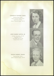 Page 15, 1944 Edition, Robert E Lee High School - Record Yearbook (Staunton, VA) online yearbook collection