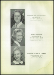 Page 16, 1944 Edition, Robert E Lee High School - Record Yearbook (Staunton, VA) online yearbook collection