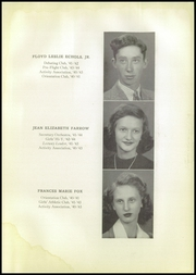 Page 17, 1944 Edition, Robert E Lee High School - Record Yearbook (Staunton, VA) online yearbook collection