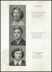 Page 16, 1946 Edition, Robert E Lee High School - Record Yearbook (Staunton, VA) online yearbook collection