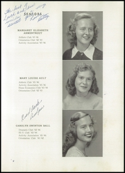 Page 17, 1946 Edition, Robert E Lee High School - Record Yearbook (Staunton, VA) online yearbook collection