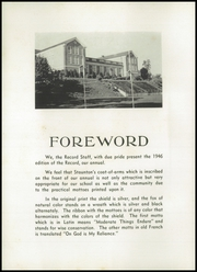 Page 8, 1946 Edition, Robert E Lee High School - Record Yearbook (Staunton, VA) online yearbook collection