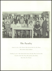 Page 11, 1950 Edition, Robert E Lee High School - Record Yearbook (Staunton, VA) online yearbook collection
