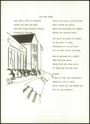 Page 12, 1950 Edition, Robert E Lee High School - Record Yearbook (Staunton, VA) online yearbook collection