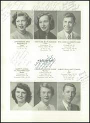 Page 16, 1950 Edition, Robert E Lee High School - Record Yearbook (Staunton, VA) online yearbook collection